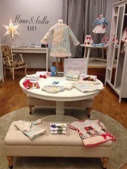 Mina&lotta BABY, la tienda de ropa infantil de María Lapiedra