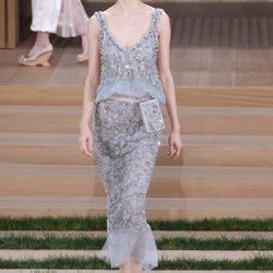 Desfile de Chanel en la semana de la Alta Costura de París presentando la temporada primavera/verano 2016