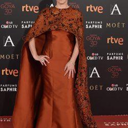 Mejor y peor vestidas en la alfombra roja de los Premios Goya 2016