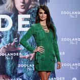 Penélope Cruz con vestido de Balmain en la premier de 'Zoolander nº2'