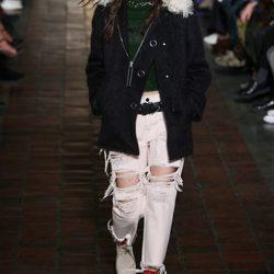 Desfile de Alexander Wang en la Fashion Week de Nueva York para otoño/invierno 2016/2017