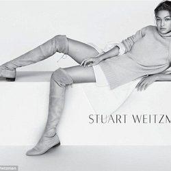 Imágenes de la campaña de Stuart Weitzman para la temporada primavera/verano 2016