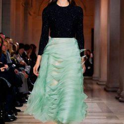 Desfile de Carolina Herrera en la Fashion Week de Nueva York para otoño/invierno 2016/2017