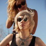 Crop top ganchillo de H&M para el festival Coachella Valley