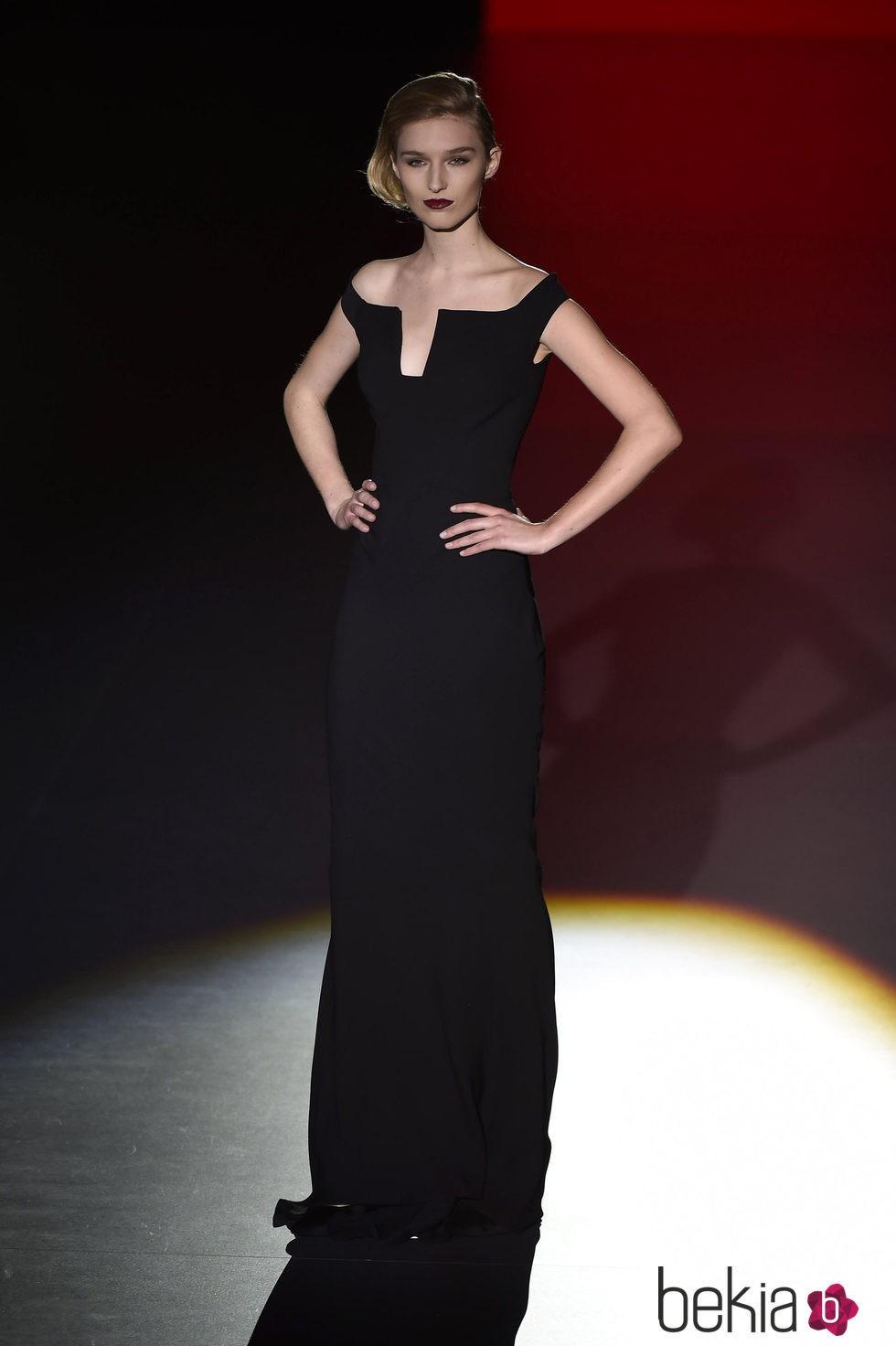 Vestidos negros 2016