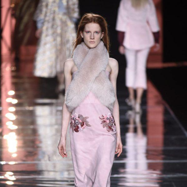 Desfile de Duyos en la Fashion Week de Madrid para otoño
