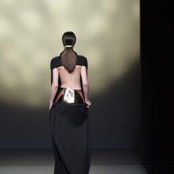 Desfile de Amaya Arzuaga en la Fashion Week de Madrid otoño/invierno 2016/2017