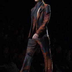 Desfile de Roberto Torretta en la Fashion Week de Madrid para otoño/invierno 2016/2017