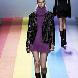 Desfile de María Escoté en la Fashion Week de Madrid para otoño/invierno 2016/2017