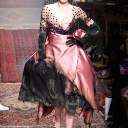 Desfile de Moschino en la Fashion Week de Milán para otoño/invierno 2016/2017