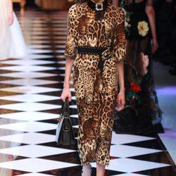 Desfile de Dolce & Gabbana en la Fashion Week de Milán para otoño/invierno 2016/2017