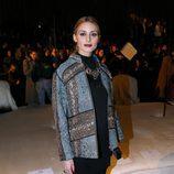 Olivia Palermo en el front row de la Fashion Week de Paris 2016