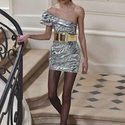 Colección otoño/invierno 2016/2017 de Saint Laurent en la París Fashion Week
