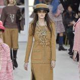 Desfile Chanel otoño/invierno 2016/17 durante la Paris Fashion Week