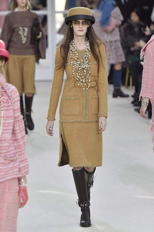 Desfile Chanel otoño/invierno 2016/17 durante la Paris Fashion Week