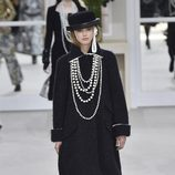 Chanel presenta su colección otoño/invierno de primavera en la Fashion week de Paris 2016