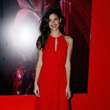 Sara Sampaio en L'Oreal Red Obsession Party durante la Paris Fashion Week 2016