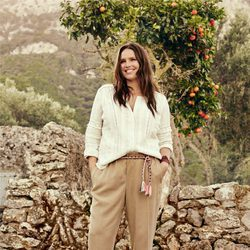 Candice Huffine para Violeta by Mango campaña primavera 2016