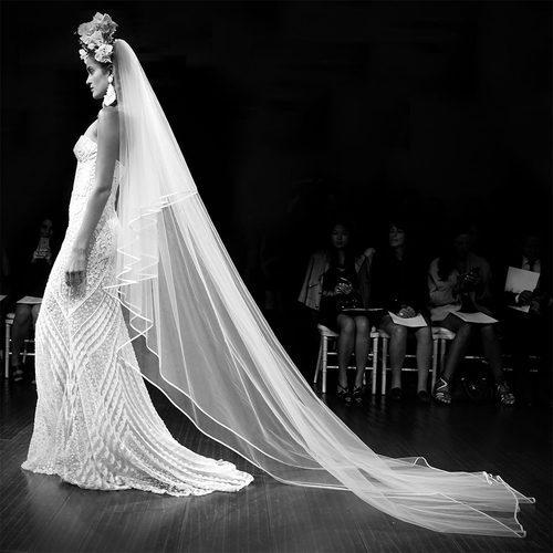 Naeem Khan participa en Barcelona Bridal Fashion Week