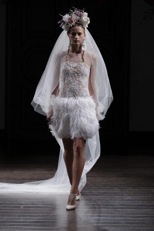 Naeem Khan participa en Barcelona Bridal Fashion Week 2016