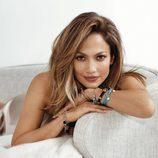 Jennifer Lopez con su colección primavera/verano 2016 para Endless Jewelry