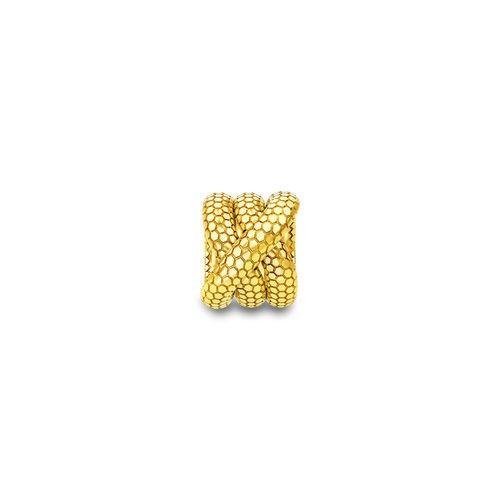 Charm dorado de la colección primavera/verano 2016 de Jennifer Lopez para Endless Jewelry