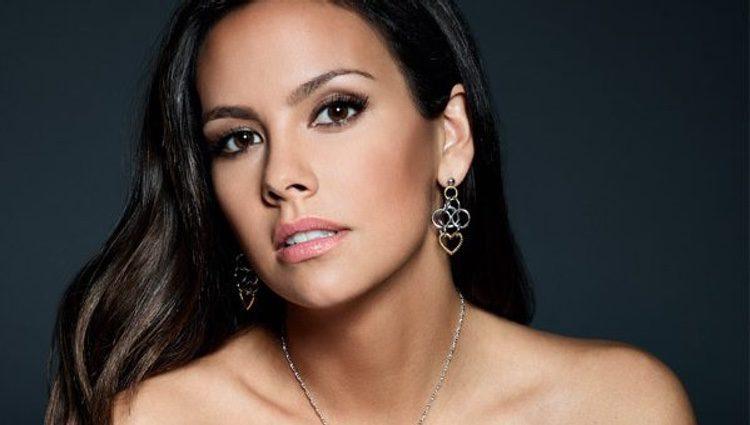 Cristina Pedroche en topless en la nueva campaña de la firma de joyas Morellato