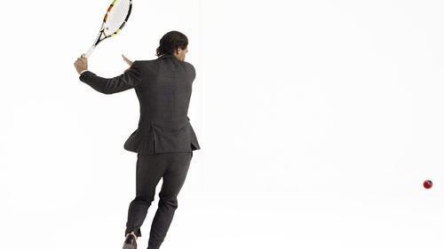 Rafa Nadal en la nueva campaña promocional de Tommy Hilfiger