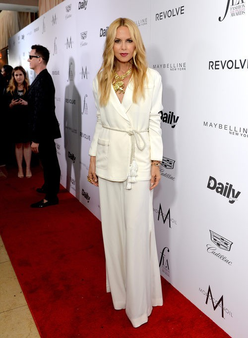 Rachel Zoe en el Daily Front Row Fashion Los Angeles Awards