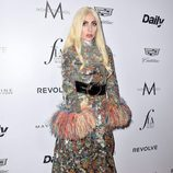 Lady Gaga en el Daily Front Row Fashion Los Angeles awards