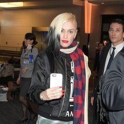 Gwen Stefany paseando por las calles de Tokio