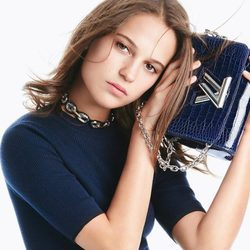 Campaña 'Twist'  de Louis Vuitton Primavera/Verano 2016
