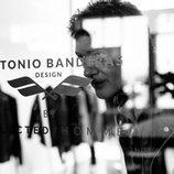 Antonio Banderas colaborando con Selected Homme