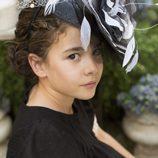 Vestido negro con puntilla de la nueva colección primavera/verano de OhSoleil