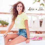 Lara Álvarez, imagen de la colección primavera/verano 2016 de Miss Hamptons