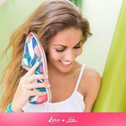 Lara Álvarez, embajadora de la colección primavera/verano 2016 de Miss Hamptons