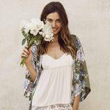 Coleccion de lencería primavera/verano 2016 de Etam