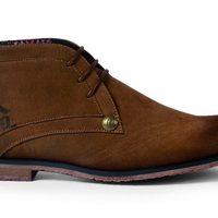 Zapatos con cordones de la colección masculina otoño/invierno 2011/2012 de Mustang