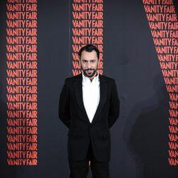 Estilismo de Juanjo Oliva, en la fiesta Vanity Fair 2011