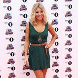 Estilismo de Mollie King en los Teen Awards 2011