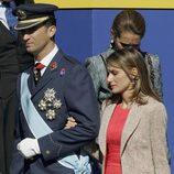 Doña Letizia, en el día de la Hispanidad 2006