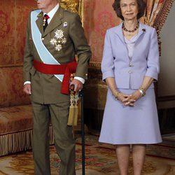 Looks de la Familia Real el Día de la Hispanidad