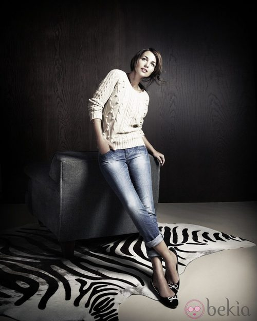 Paula Echevarría para Blanco Jeans