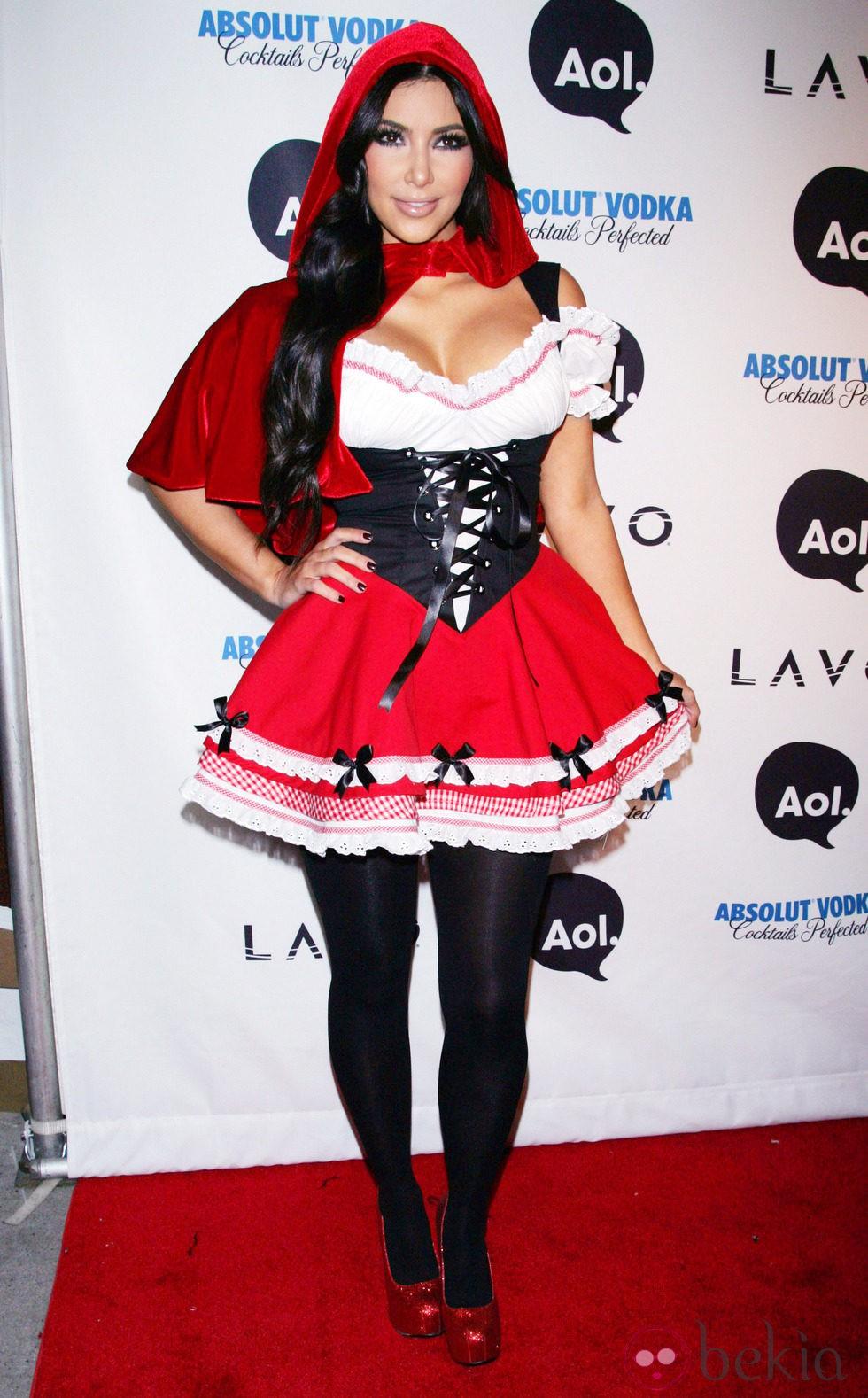 Caperucita Roja Halloween.Maquillaje Caperucita Roja Cool Lucia Pica Makeup