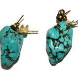 Nueva Colección Abataba 2011: Pendientes turquesas y libélulas