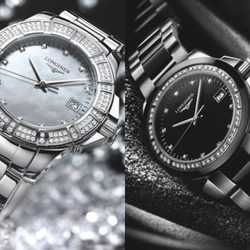 Ladies diamond conquest, nueva colección de Longines