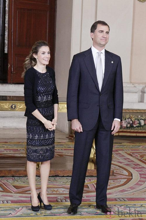 Los Príncipes Felipe y Letizia en la Cumbre de la Unión Europea, América Latina y Caribe
