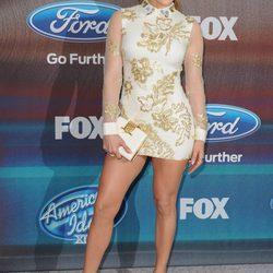 Jennifer Lopez, sus looks en American Idol