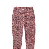 Legging rosado estampado de la colección primavera/verano Be+ de Etam 2016