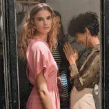 Vestido rosado de la colección primavera/verano 2016 de & Other Stories